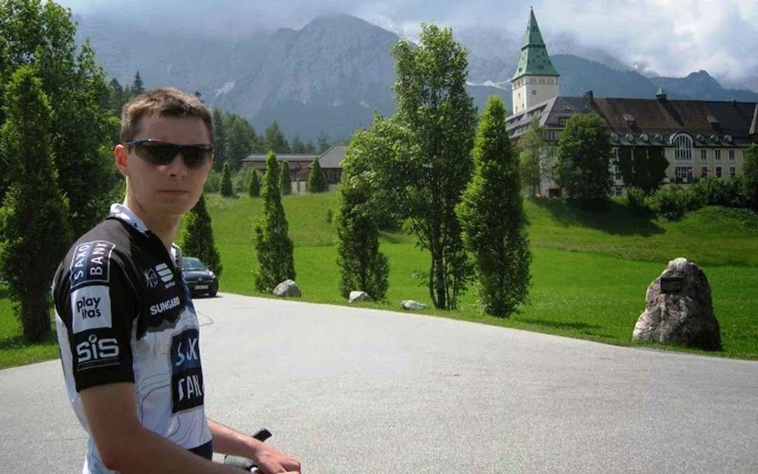 Remigiusz Kübler – rowerem dookoła Polski