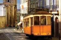 Lisbona -tramwaj
