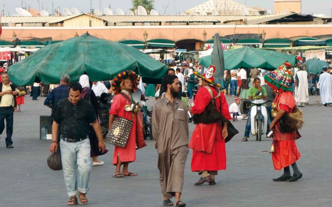 Maroko – droga do Afryki