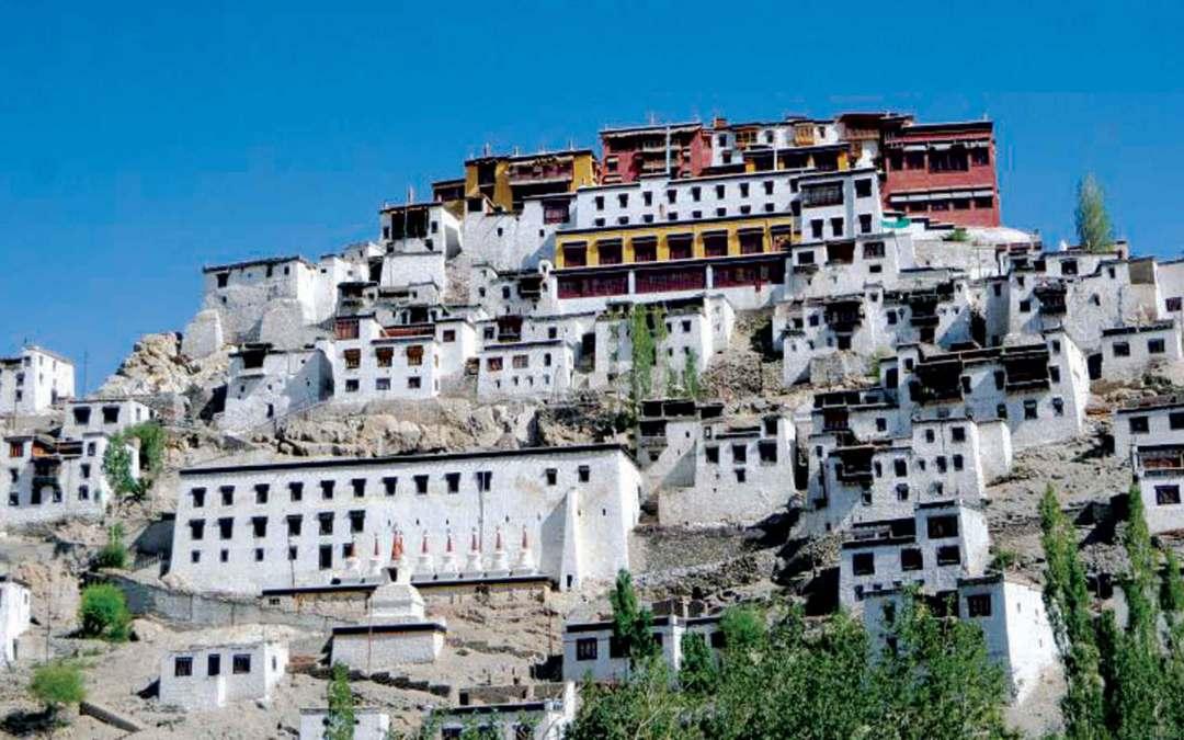 Indie – Ladakh  stan wiecznej medytacji