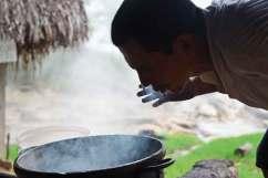 Peru-inhalacja
