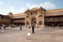 Wizyta kulturalna: Pałac Miejski w Jaipur.
