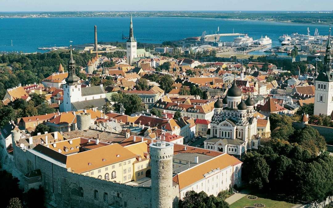 Estonia – Tallin na hanzeatyckim szlaku