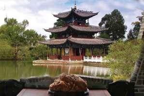 Miasto Lijang, ojczyzna Naxi