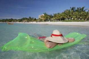 Relaks nad Morzem Karaibskim /