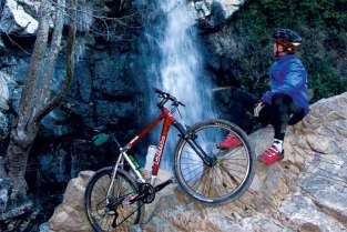 Przy wodospadzie Kalidonia