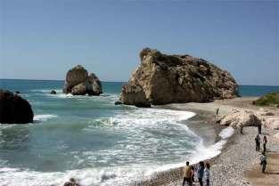 Petra tou Romiou, miejsce narodzin Afrodyty