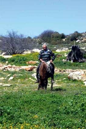 Spotkanie z pasterzem kóz