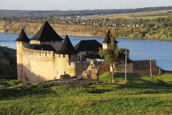Zamek Chocim