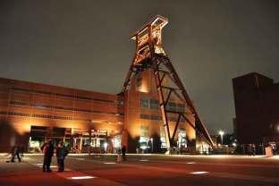 Kompleks przemysłowy kopalni i koksowni Zollverein w Essen.