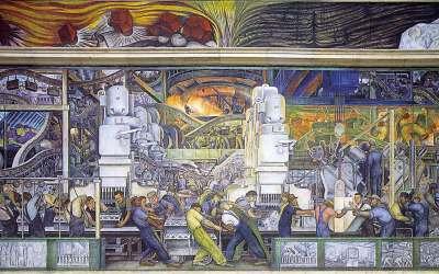Diego Rivera – mąż swojej żony