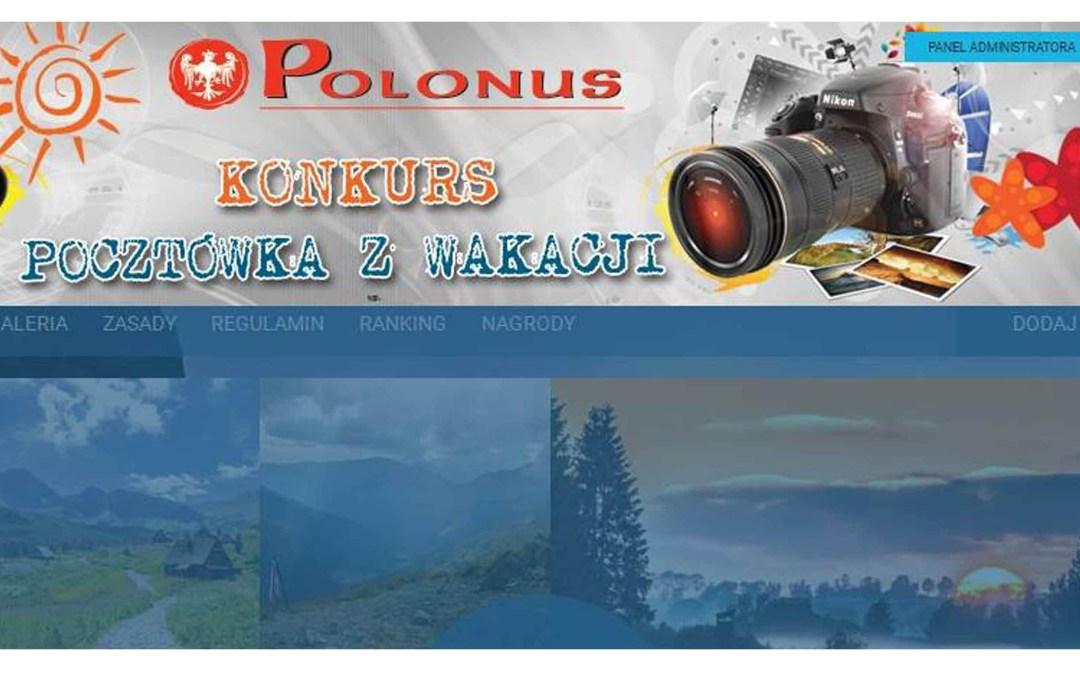 Pocztówka z wakacji – konkurs fotograficzny