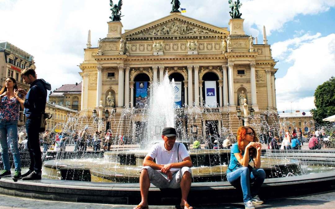 Ukraina – Lwów idealny na weekend