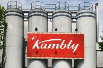 Kambly SA, Trubschachen w Szwajcarii, fot. Paweł Wroński