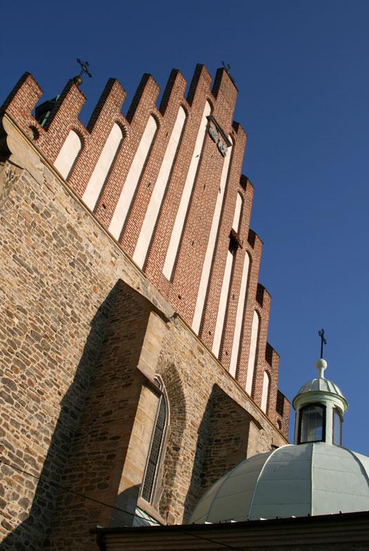 Gotycka fara szydłowiecka, fot. Paweł Wroński
