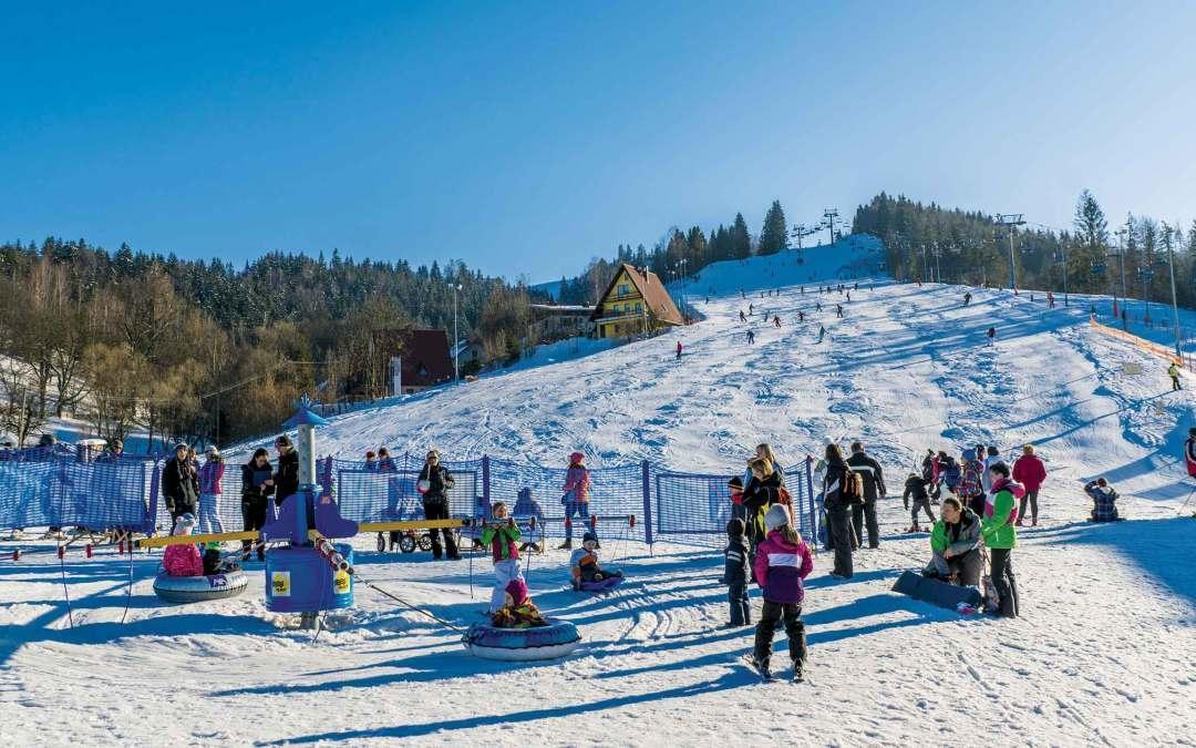 Skocz zimą do Wisły!
