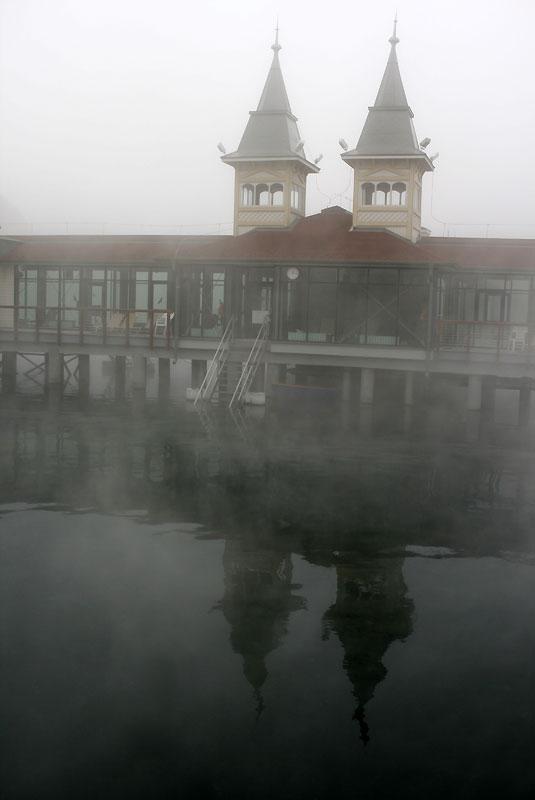 Hévízi-tó, fot. Paweł Wroński