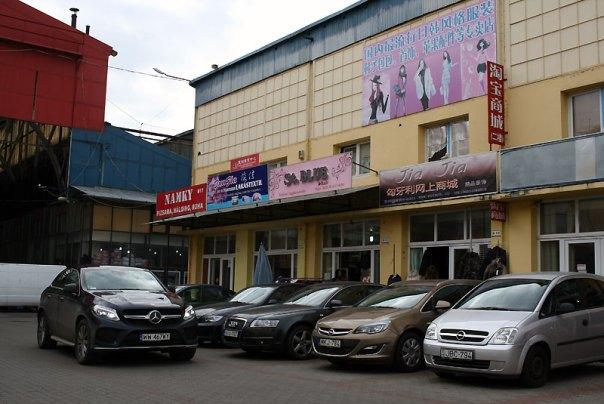 Budapeszt Chinatown, jak określa się zdominowaną przez przybyszów z Dalekiego Wschodu rozległą strefę handlu w ósmej dzielnicy – Józsefvárosi piac, fot. Paweł Wroński