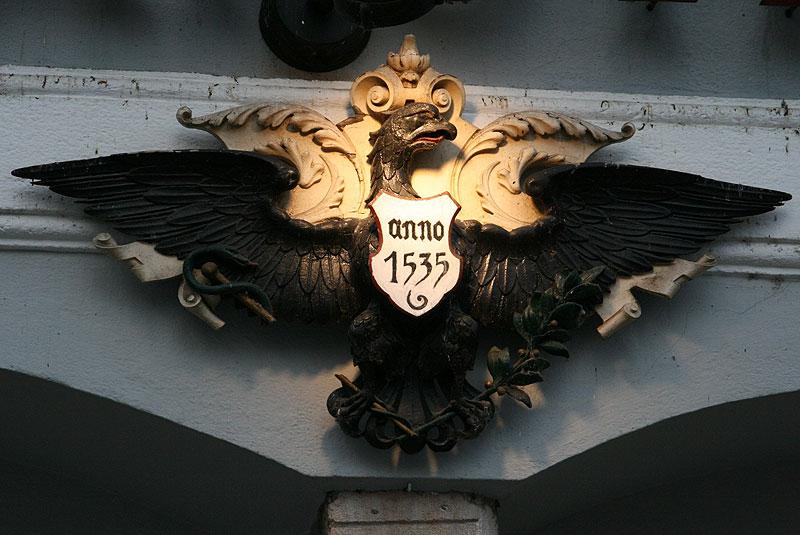 Graz, detal architektoniczny, fot. Paweł Wroński
