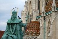 Święty Stefan i Kościół Macieja, fot. Paweł Wroński