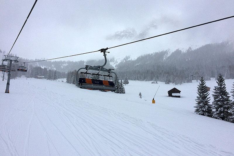 Tereny narciarskie Carezzy, fot. Paweł Wroński
