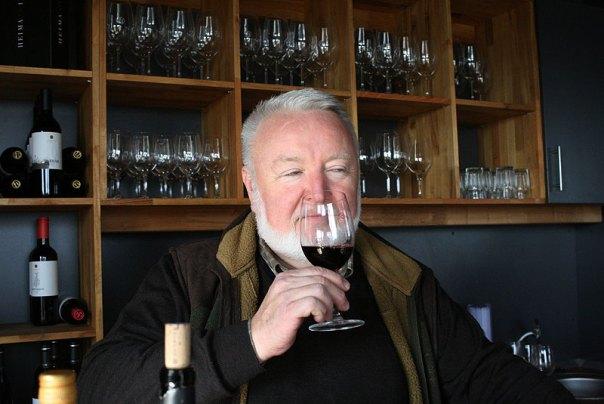 Wina od Heimanna zaliczane są do najlepszych czerwonych trunków na Węgrzech, fot. Paweł Wroński