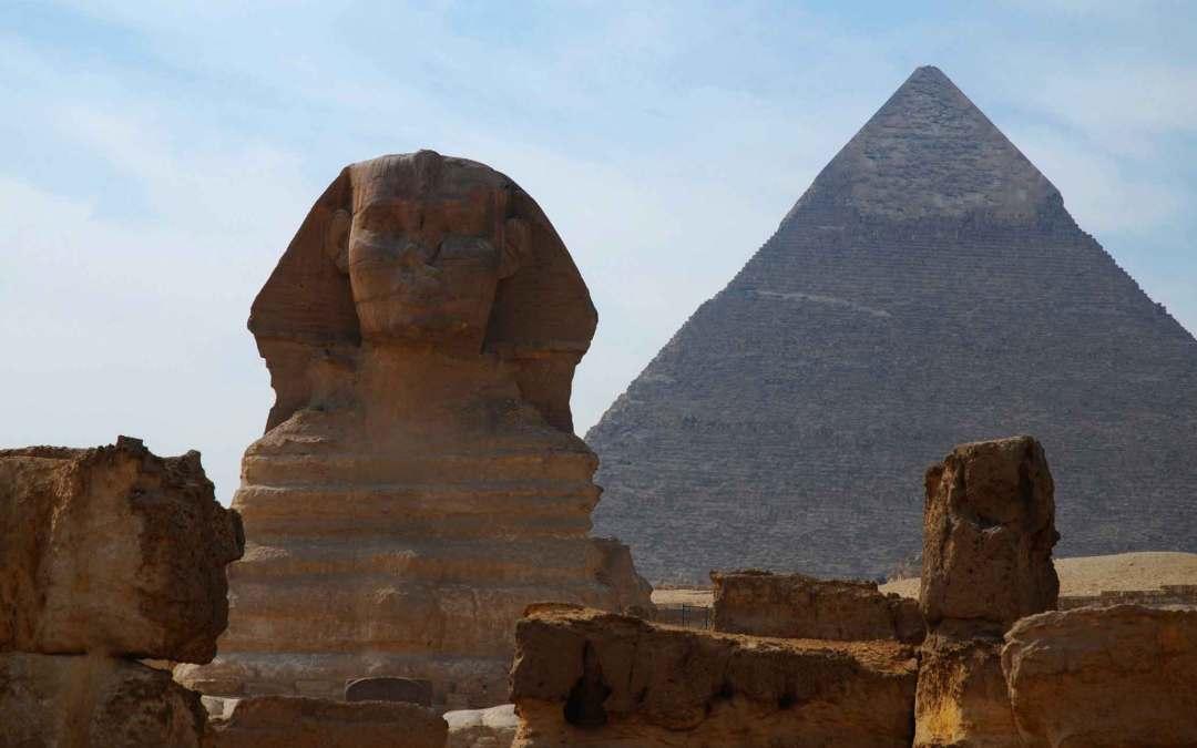 Ogarnąć Kair