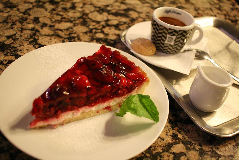 Przysmaki w Grand Café Orient, fot. Paweł Wroński