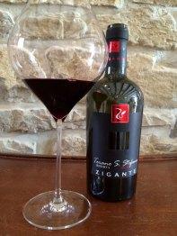 Teran Zigante, czerwone woino z charakterystycznego dla Istrii szczepu, fot. Paweł Wroński