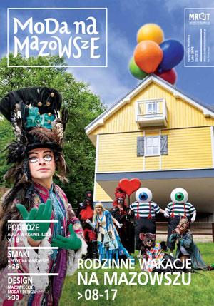 Moda na Mazowsze – numer (05) 03/2016
