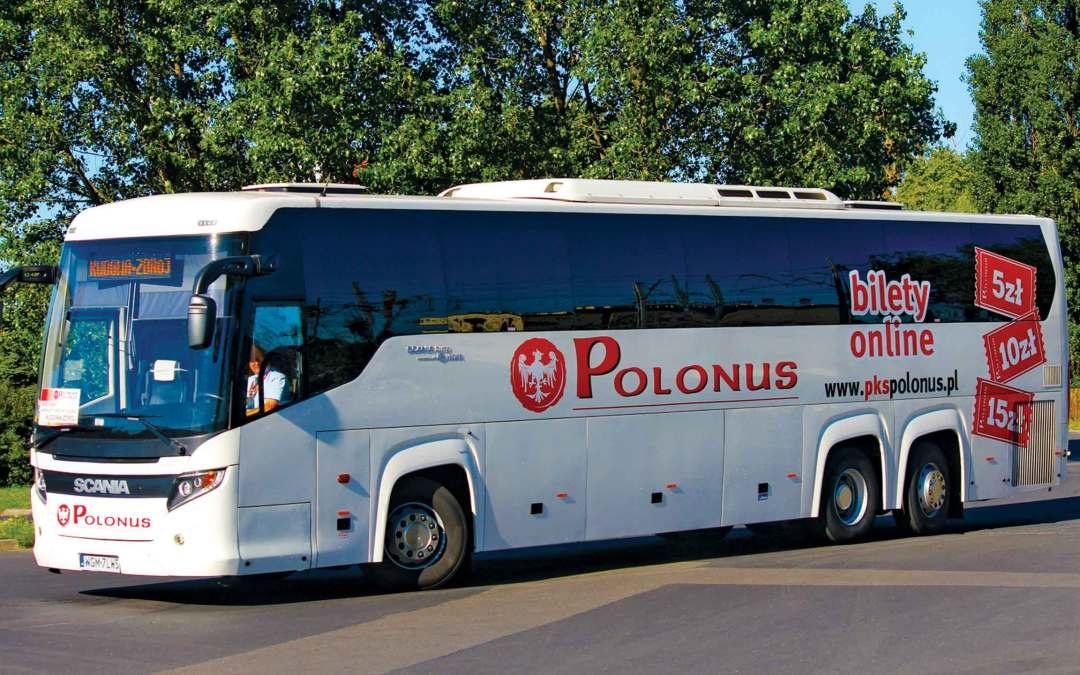 PKS Polonus  ijego nowy, lepszy serwis