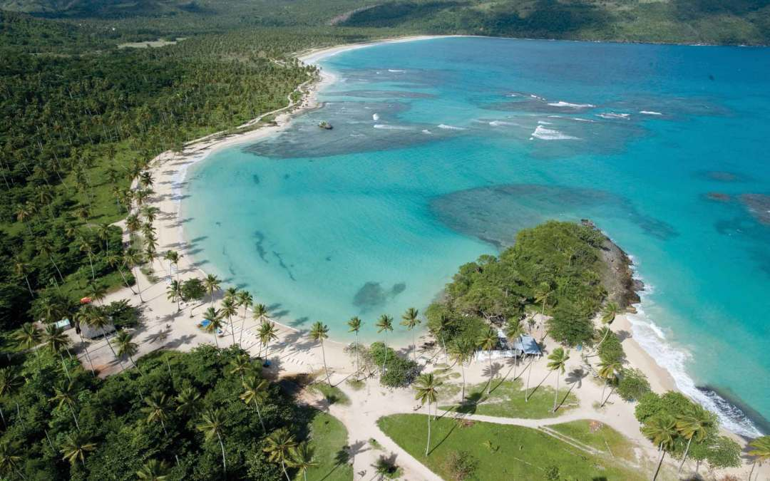 Dominikana – plaże na pierwszym planie