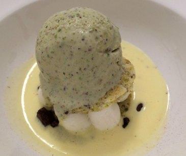 Na deser - Zuppa di Cassata, czyli porcja lodów o różnych smakach, fot. Paweł Wroński