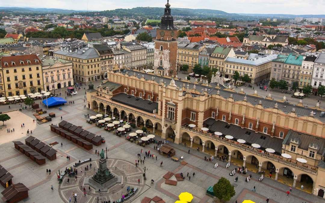 POLSKA – Kraków iście magiczny