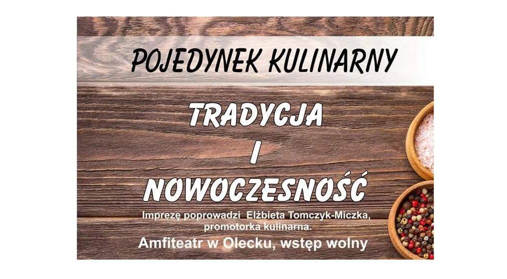 Olecko – tradycja kontra nowoczesność