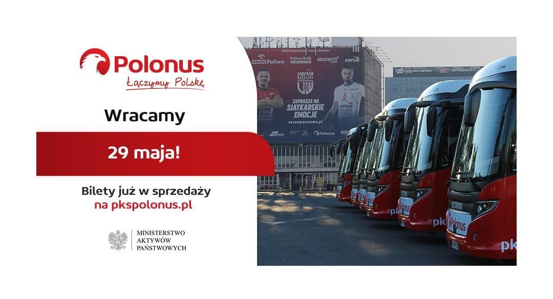 Od 1 czerwca br. zostanie przywrócona pełna działalność operacyjna Dworca Autobusowego Warszawa Zachodnia
