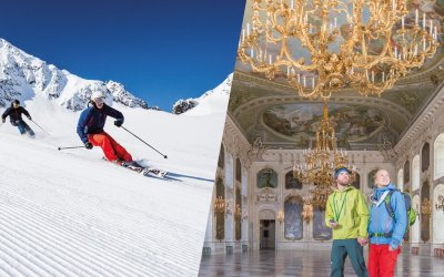 Karnet SKI plus CITY Pass Stubai Innsbruck ― Twój sezon narciarski 2020/2021