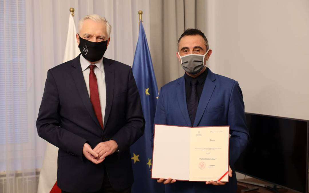 Rafał Szlachta prezesem Polskiej Organizacji Turystycznej