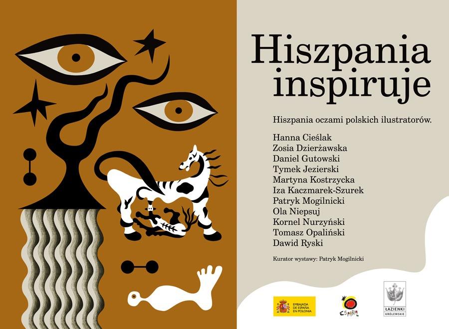 Hiszpania inspiruje – Turespaña oraz Ambasada Hiszpanii w Polsce zapraszają do obejrzenia wystawy plenerowej