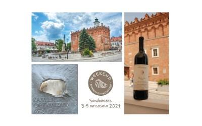 Weekend Krzemienia Pasiastego w Sandomierzu 3-5 września