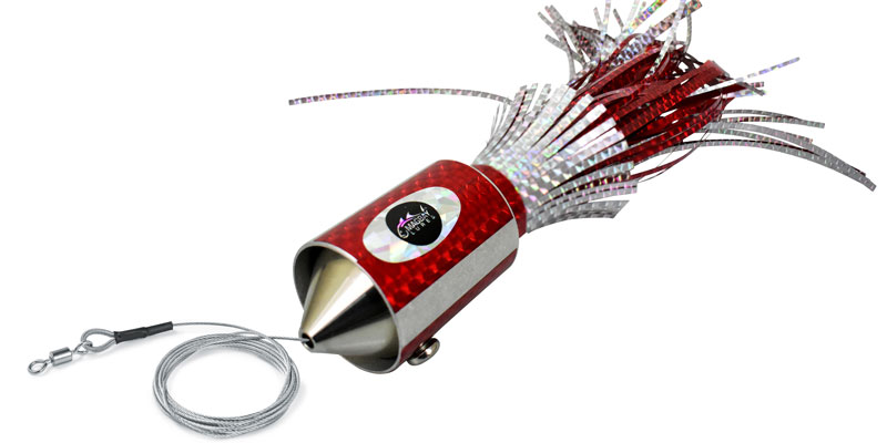 Large 32 oz Cencero High Speed Wahoo Lure