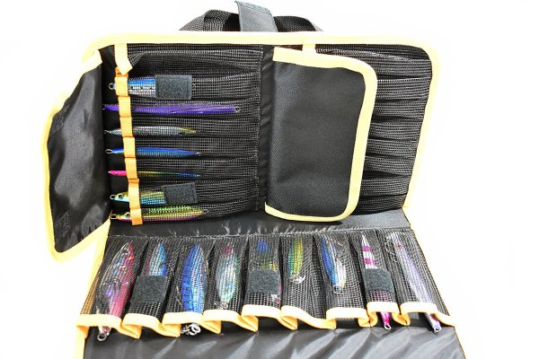 Tackle and Jig Organizing Bag