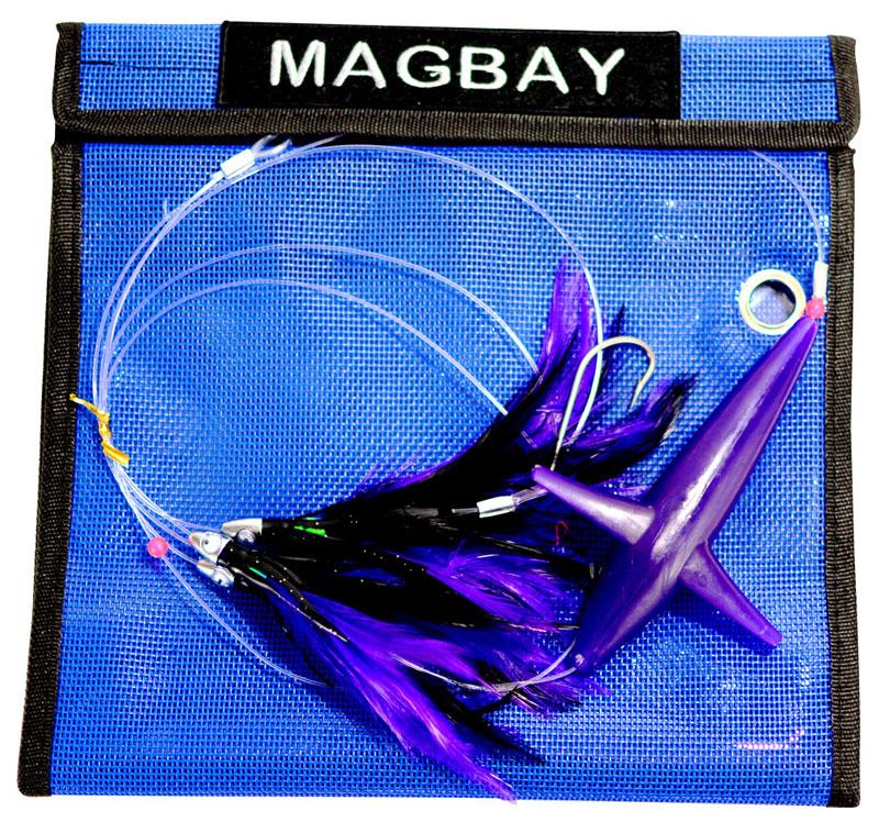 Tuna Feather Daisy Chain Bird Teaser