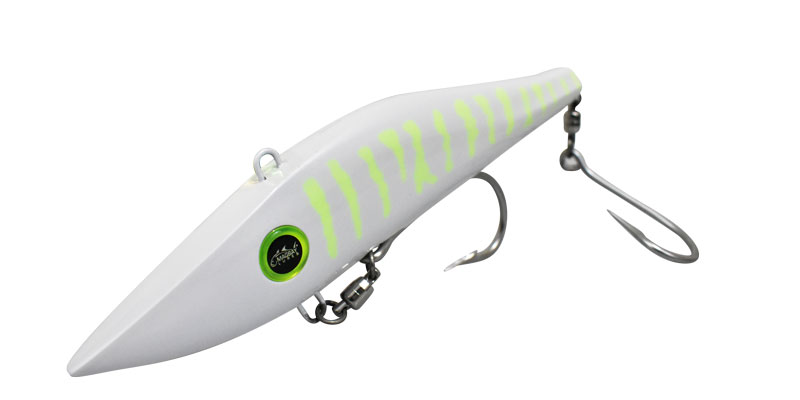 High Speed Wahoo Lure MagTrak Glow