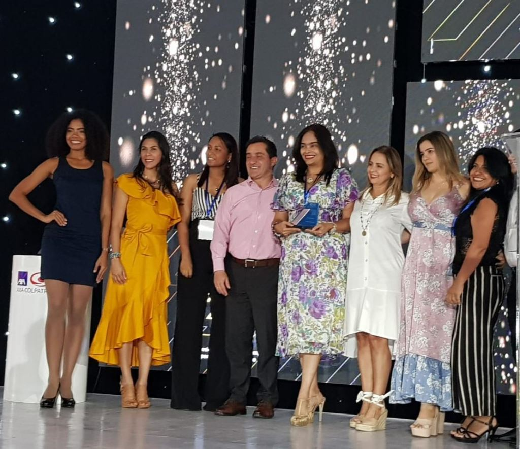 Gobernación del Magdalena única entidad estatal en recibir el Premio al Trabajo Seguro