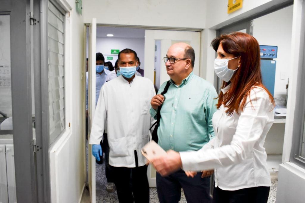 MinSalud aprueba 'Documento Red' a la Gobernación del Magdalena para fortalecer la red hospitalaria del departamento