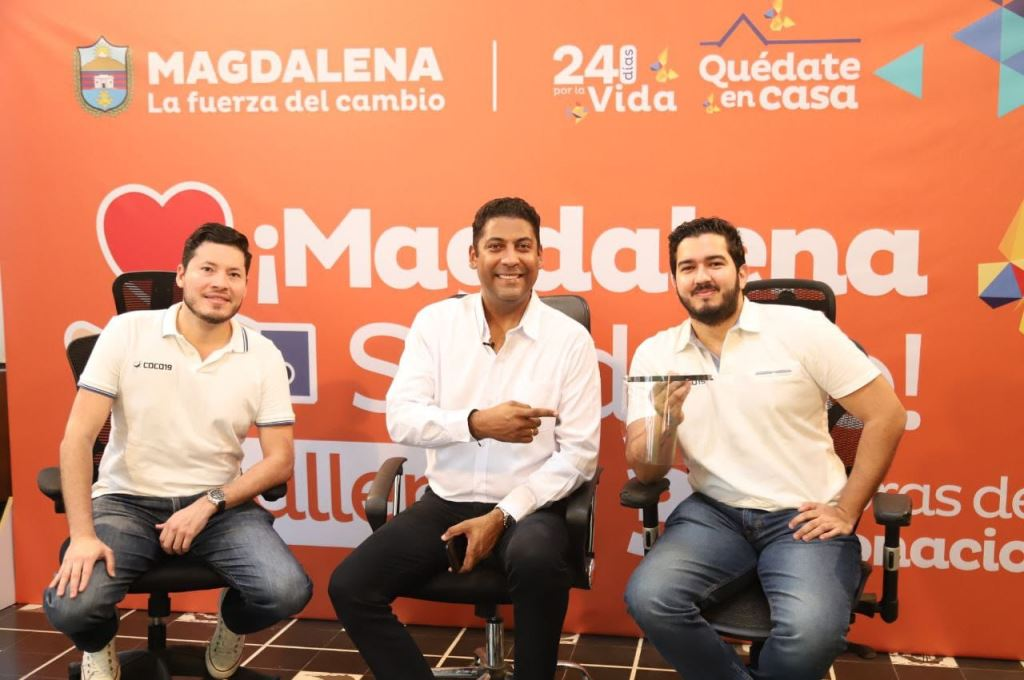 Mercados para 7 mil magdalenenses asegurados en las primeras 36 horas de #MagdalenaSolidario