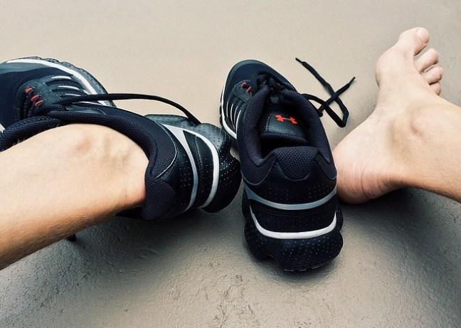 Alle 700 bis 800 km ist der Wechsel der Laufschuhe empfehlenswert.