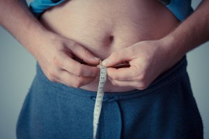 Measuring your waist shows much better if you lost body fat compared to the weight on your scale.