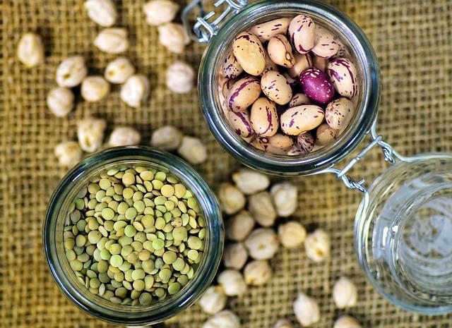 Hülsenfrüchte liefern wertvolles pflanzliches Eiweiß
